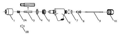 飞马特PWM/H-3A等离子焊枪配件