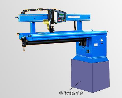 SZF系列实用型纵缝焊接机床